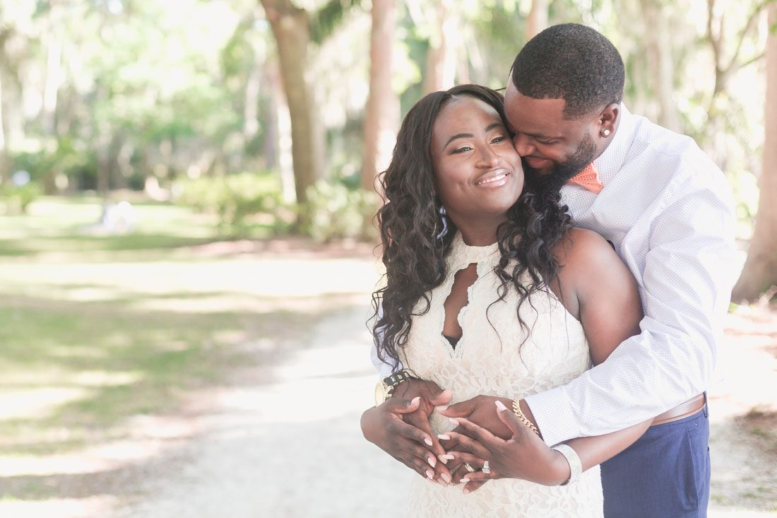 Photography from Kraft Azalea wedding by top Orlando elopement photographer
