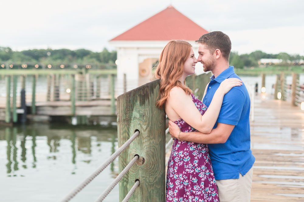 Engagement photography at Disney resort captured by top Orlando wedding and proposal photographer