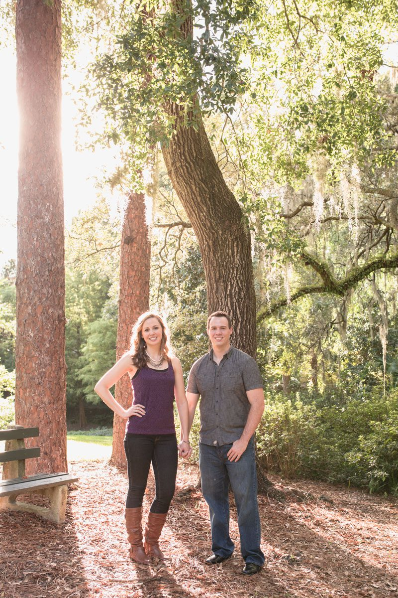 Engagement Session in Downtown Orlando with top wedding photographer