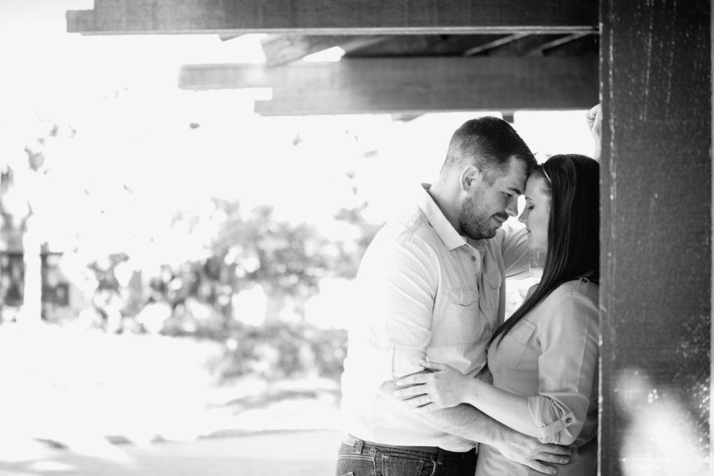 Engagement photography session at Disney's Polynesian Resort by top Orlando wedding photographer
