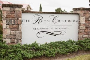 Royal Crest Room St. Cloud wedding by top Orlando photographer