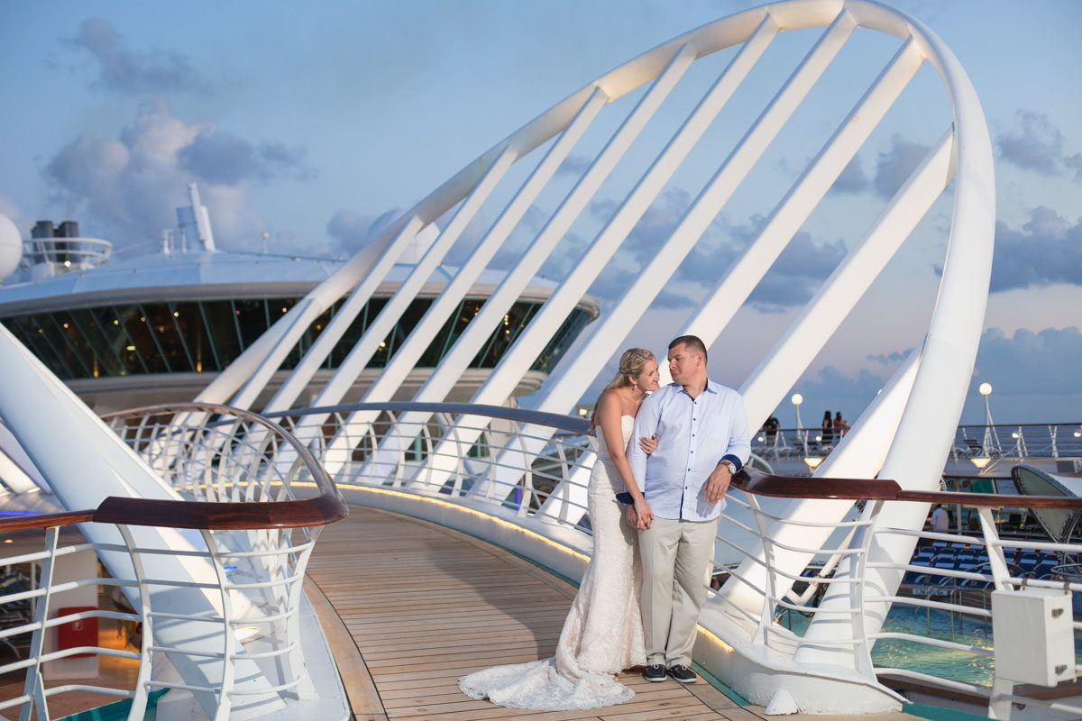 Destination Cruise wedding photographer from Orlando LGBT Same Sex photography