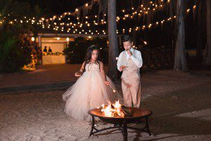 Top Orlando wedding photographer captures wedding at Paradise Cove