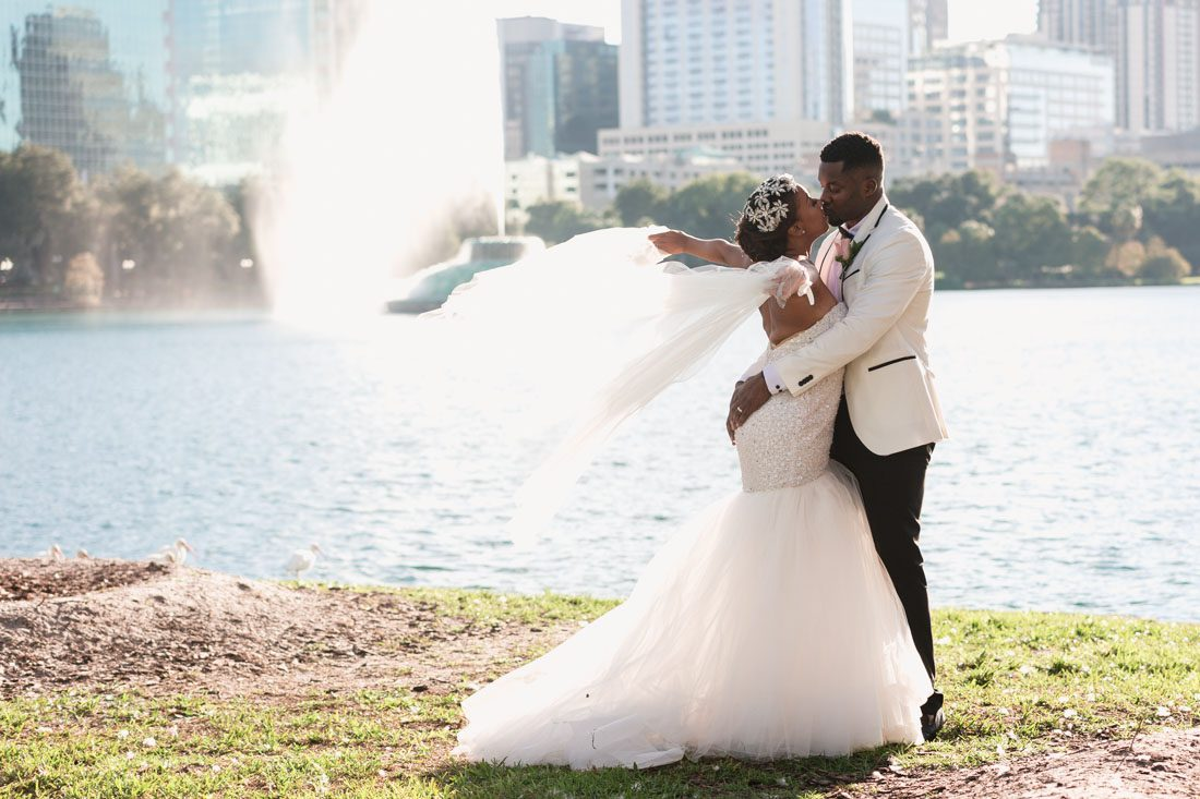 Wedding Photography | Lake Eola & The Mezz, Downtown Orlando