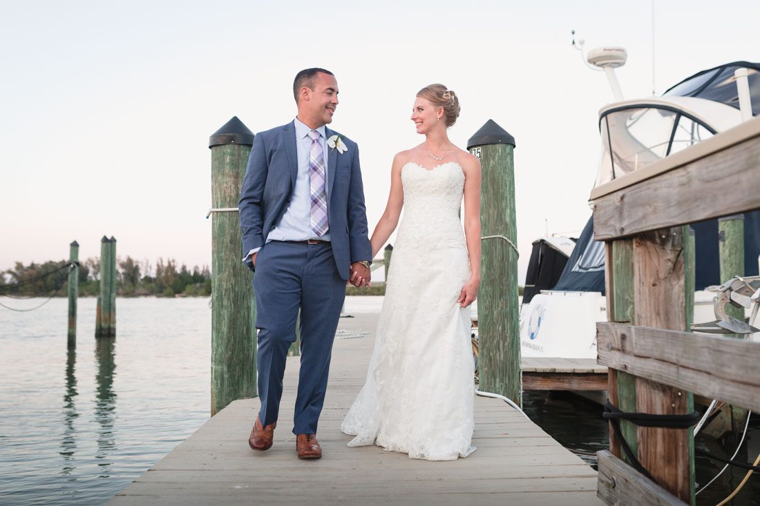 Orlando Wedding Photography | Lighthouse & Smyrna Yacht Club
