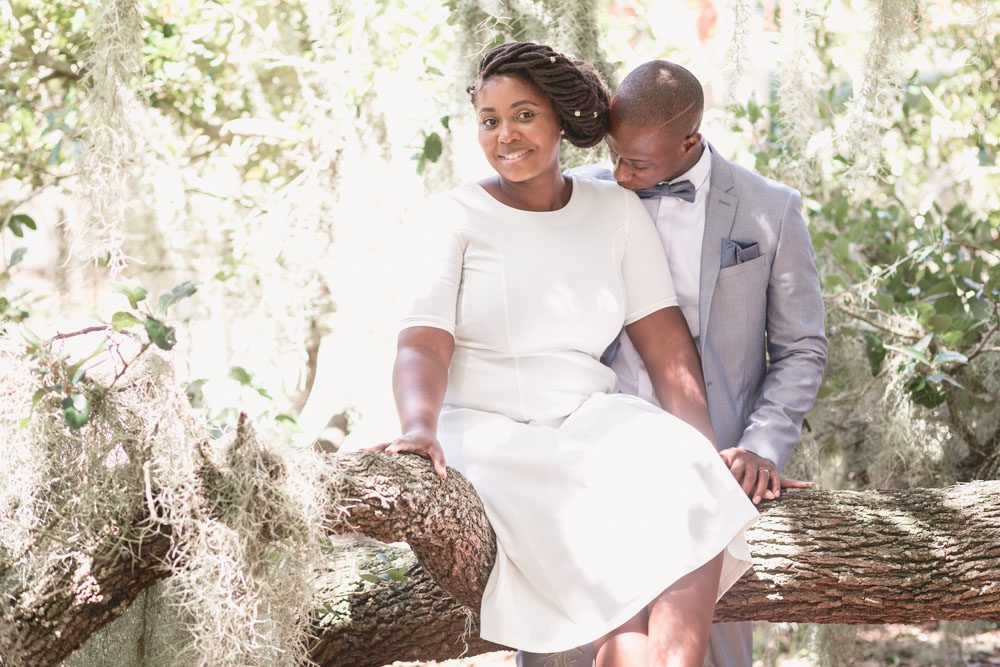 Romantic Osceola county elopement in Kissimmee by top Orlando wedding photographer