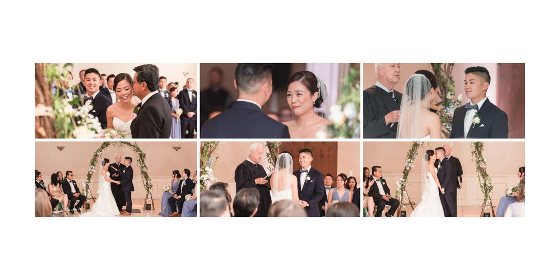 Sample Orlando wedding photography album design by top Orlando wedding photographer