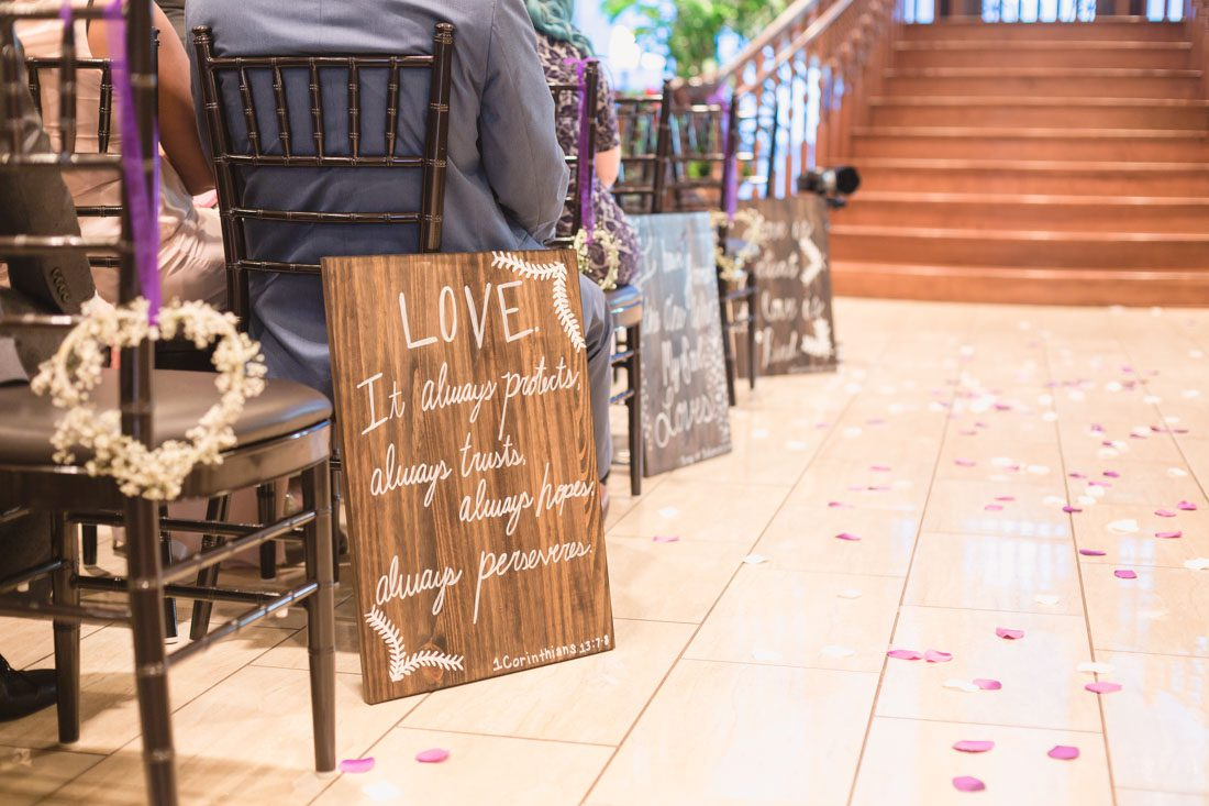 Top Orlando wedding photographer captures romantic and fun wedding day at the Tavares Pavilion