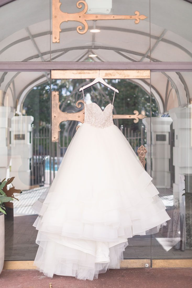 Orlando Wedding Photographer Captures Stunning Ballerina Black Swan Themed At The Castle Hotel In