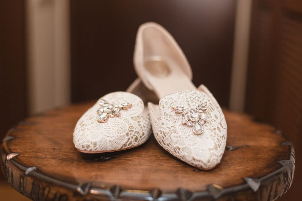 Brides details for her Disney wedding day by Orlando photographer