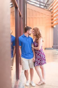 Engagement photography in Orlando at Disney's Polynesian resort captured by top Central Florida engagement and proposal photographer