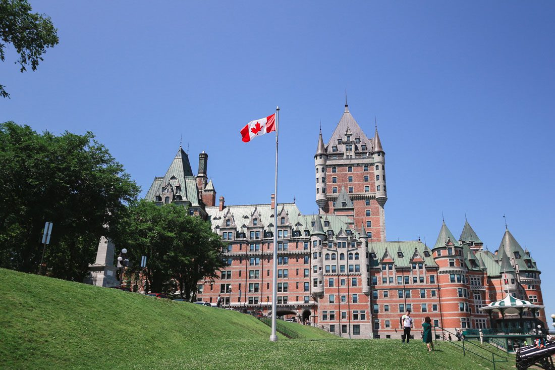 Orlando photographer captures travels to Quebec Canada during Summer vacation