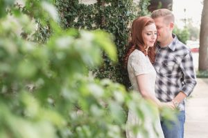 One of the best spots for an engagement photography session in Orlando is Winter Park, Florida