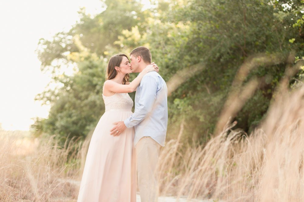 Engagement photography session by top Orlando wedding photographer