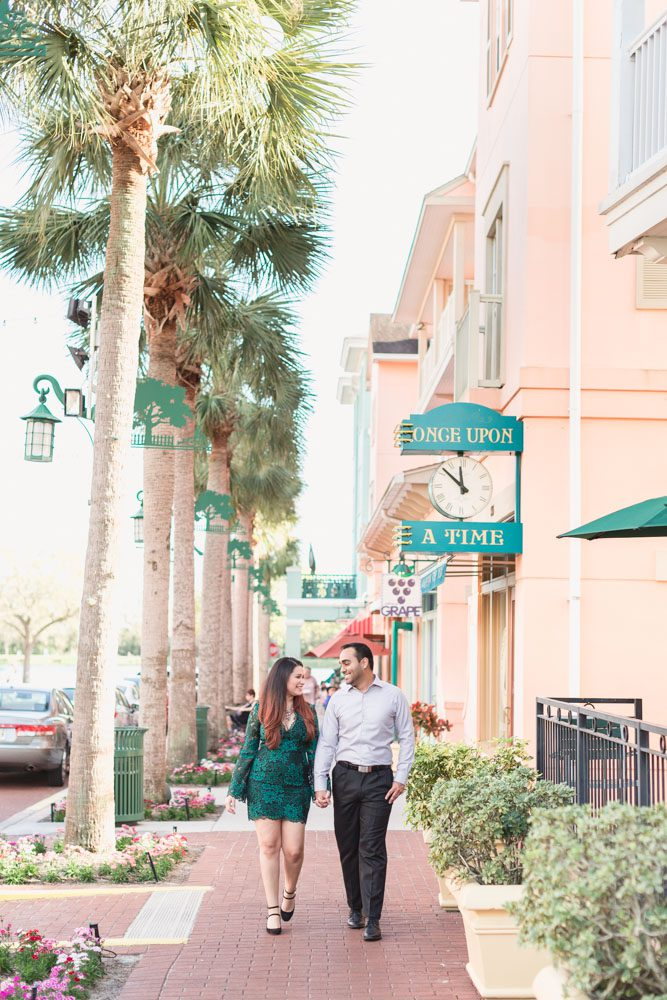 15 Top Locations For Your Orlando Engagement Photography Shoot