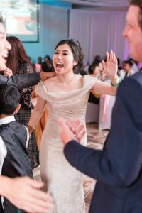 Asian wedding reception at the Hy Palace in Oklahoma captured by Orlando wedding photography team